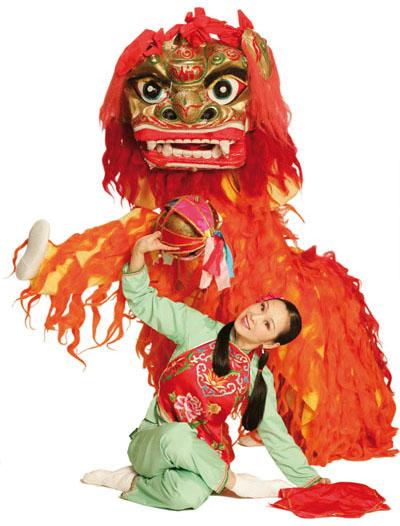 Lion Dancing History Lions Dance